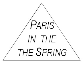 Paris in the the spring